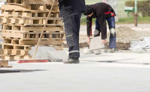 Baustellenreinigung Frankfurt